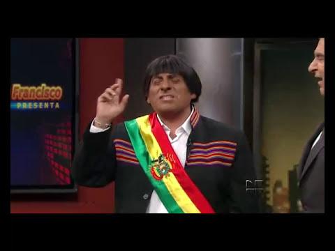 Carlos Alvarez en Don Francisco Presenta Parte 2/2