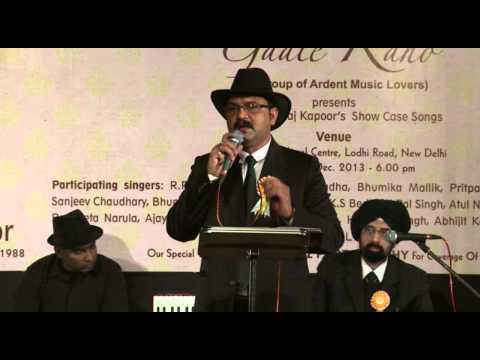Hoton Pe Sachai Rehti Hai originally sung by Mukesh