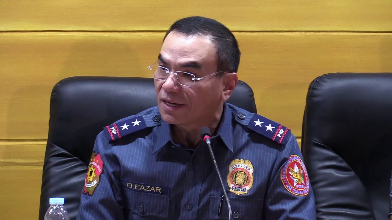 NCRPO chief denies giving blogger Drew Olivar special treatment