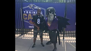 RAVENS TRAINING CAMP REVIEW & TAKEAWAYS - DUAL QB TRICK PLAY - WHO IMPRESSED - WHO DIDNT