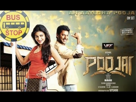 'poojai' Box Office Collection: Vishal Gets Best Ever Opening In Tn, Kerala | 1 Day | Shruthi Hassan video