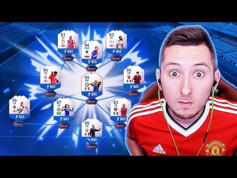 FIFA 17 - CAŁY URODZINOWY SKŁAD!
