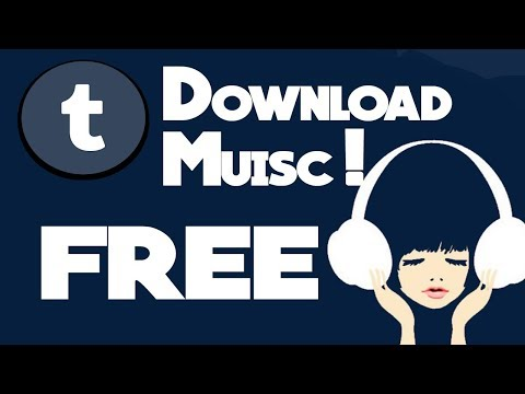 HOW TO SAVE ANY MUSIC  FROM TUMBLR FOR FREE ! NO SOFTWARE !! TRICK (2018)