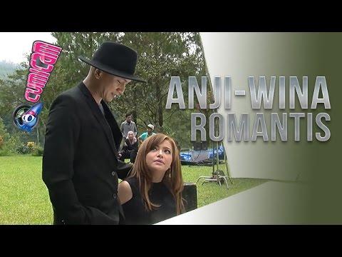 Main Audio Klip Bareng, Anji-Wina Romantis Banget - Cumicam 27 April 2017