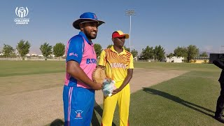 CWC Challenge League B: Uganda v Bermuda – Match highlights