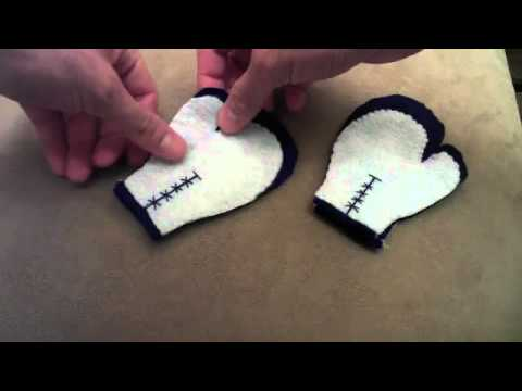 how to make fur gloves