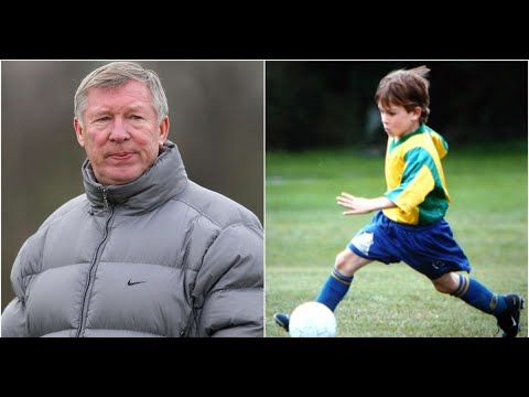 What happened to nine-year-old Rhain Davis who Manchester United signed in 2007 MP3