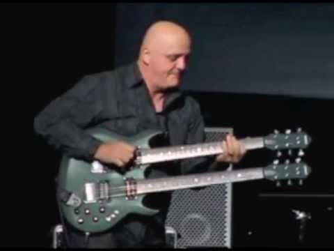 Guitar Solo Virtuoso Frank Gambale plays Bittersweet from Raison D'etre album.