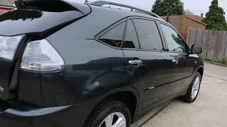 Lexus RX RX400h 3.3 Hybrid SE-L Auto 4x4 4WD Sunroof B8 ODE
