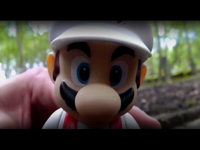 Cute Mario Bros. - The Third Movie (Part 3) - The Fire Flower