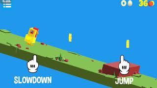 Flippy hills funny game