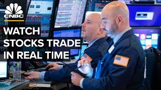 LIVE: Watch stocks trade in real time – 12/6/2019