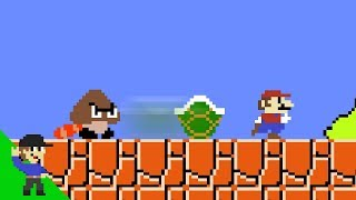 Goomba would be OP in Super Mario Bros.