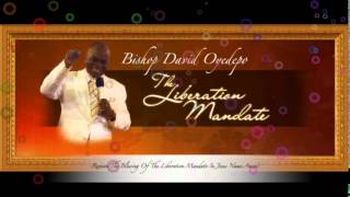 Dr.David Oyedepo-Blessings of the Liberation Mandate!