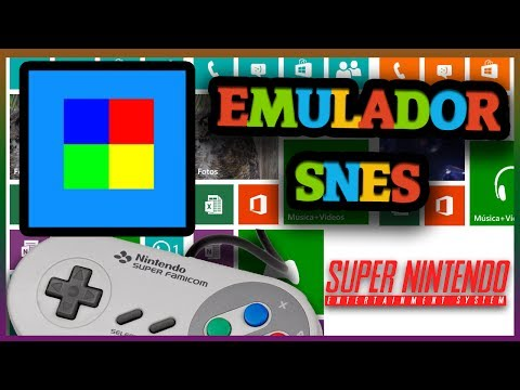 Snes8x   Emulador SNES para Windows Phone 8