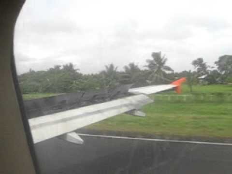 Airphilexpress runs off the runway