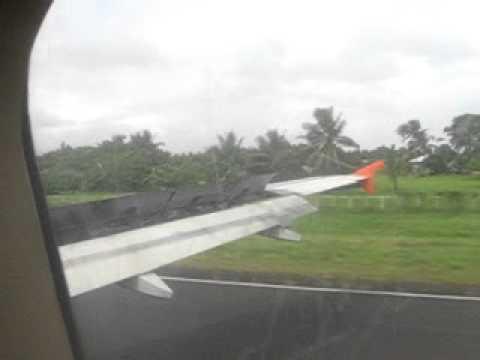 Pilot Overshoots Runway
