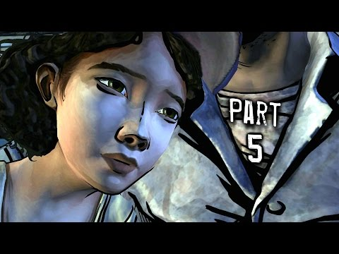 The Walking Dead Season 2 Episode 5 Gameplay Walkthrough Part 5 - Reunited video