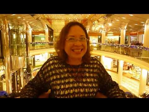 Gloria Young Embajadora de Panama en Austria invita a