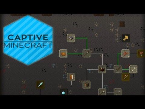Gramy w Captive Minecraft cz2 Woda