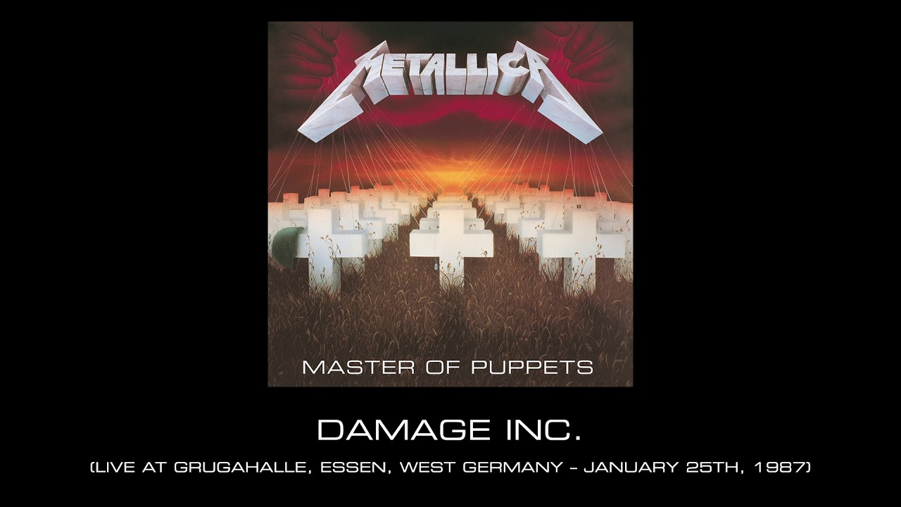 Metallica: Damage, Inc. (Live at Grugahalle)