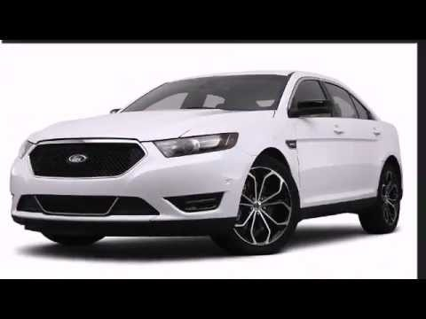 2013 Ford Taurus Video