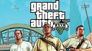 GTA V Will Out Sell COD Ghost This Fall?
