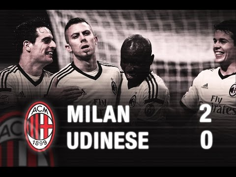 Milan-Udinese 2-0 Highlights | AC Milan Official