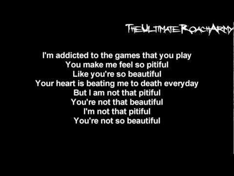 Papa Roach - Not That Beautiful
