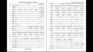 Avengers: Age of Ultron (Heroes) arr. Michael Brown