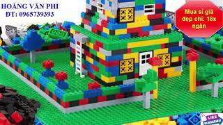 Mua ở đâu Bộ xếp hình Lego 1000 chi tiết cho bé giá rẻ nhất - Hoàng Văn Phi.