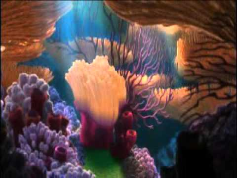 Opening To Finding Nemo 2012 Blu-Ray:(Disc 2)