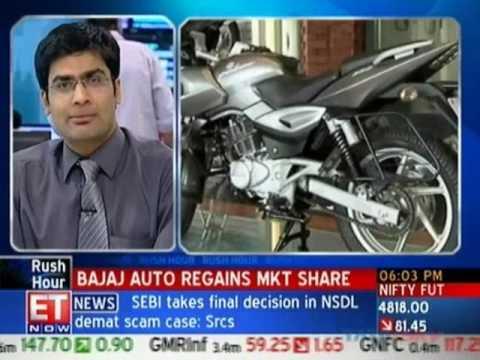 Bajaj Auto motorcycle sales jump over two fold in Jan