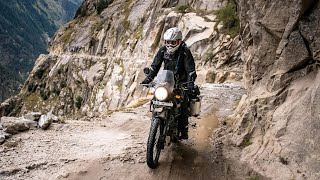 Upshift in India: Road to Nowhere on Royal Enfield Himalayans