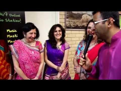 Navrang Garba 2015 by Sweet Melodies, Perth, Western Australia
