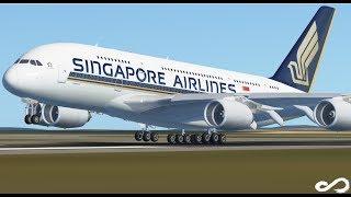 Morning landings B777, B787, B757, A380 , A330 in Paris