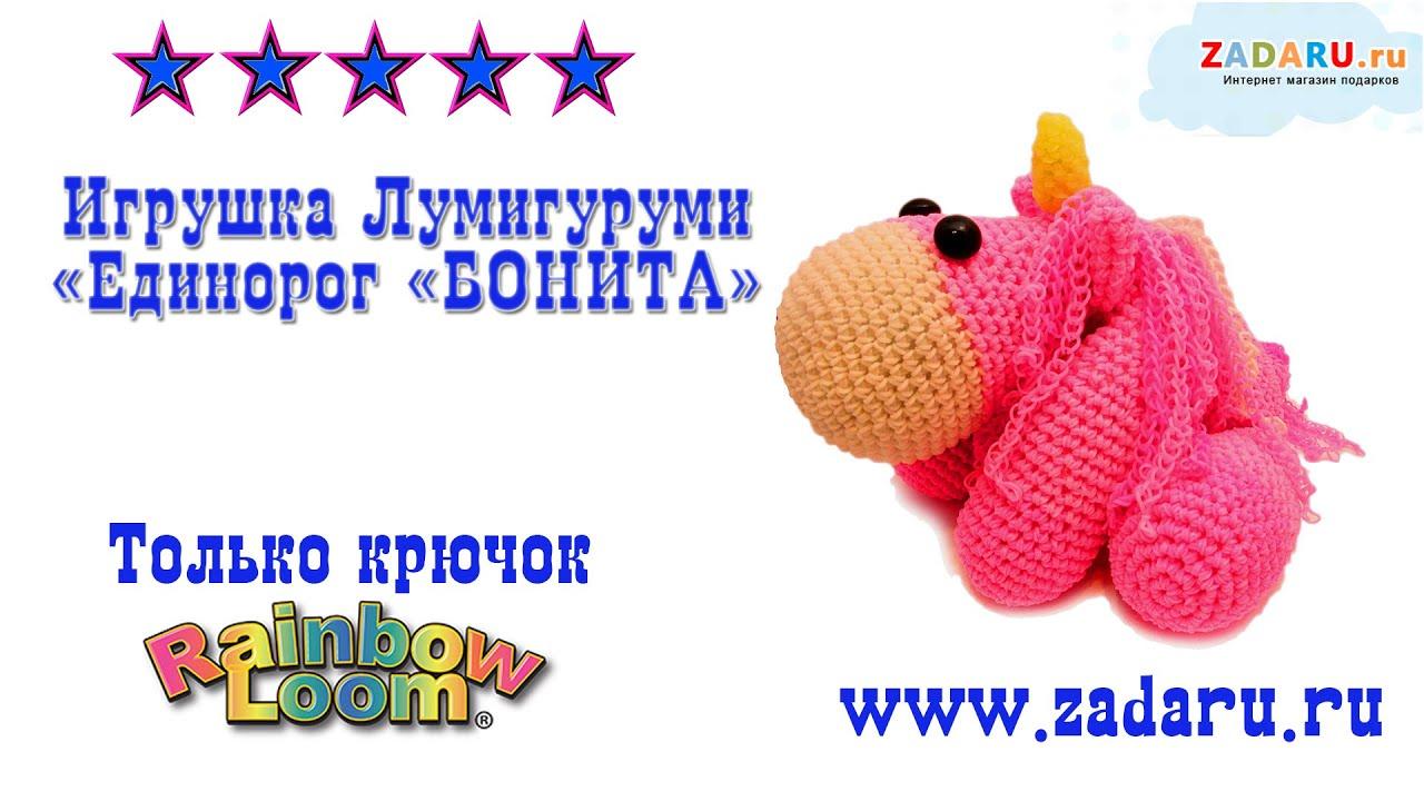Схема игрушек из резиночек