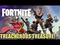Treacherous Treasure Walkthrough | Fortnite