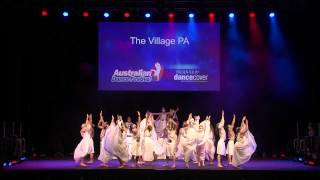2015 Australian Dance Festival - The Village On Boadway