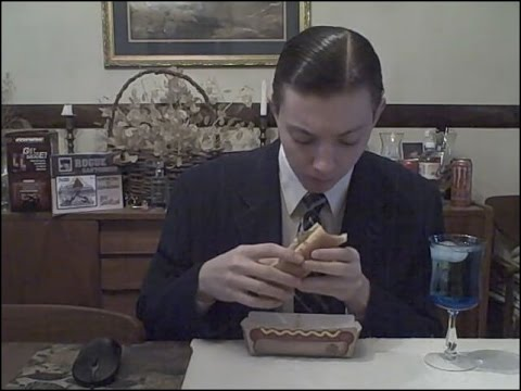Burger King Grilled Hot Dog - Food Review