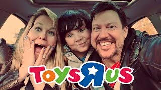 TOY HUNT~ 🎁 🎇 CHER BEAR TOYS  🎇 🎁 ~ Cheryl, Brayden, & Bruce Toy Hunt at TOYS R US | Shopping Spree