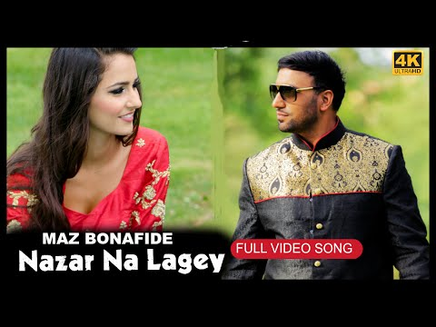 MAZ BONAFIDE | Nazar Na Lagey | OFFICIAL VIDEO | 4K | ROMANTIC SONG | Produced by Irfan Chaudhry