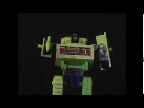 Skirmish: Transformers (Stop-Motion Animation)