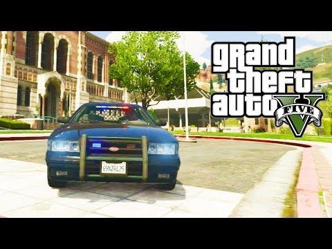 GTA 5 Secret Cars - Unmarked Police Cruiser. Police Bike. Police Van & Special Cruiser (GTA V)
