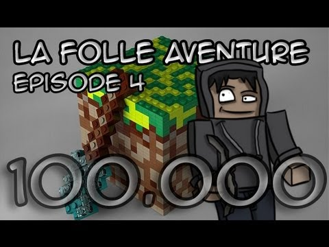 La folle aventure de la KoD sur Minecraft | Episode 4 | Spcial 100.000 #3