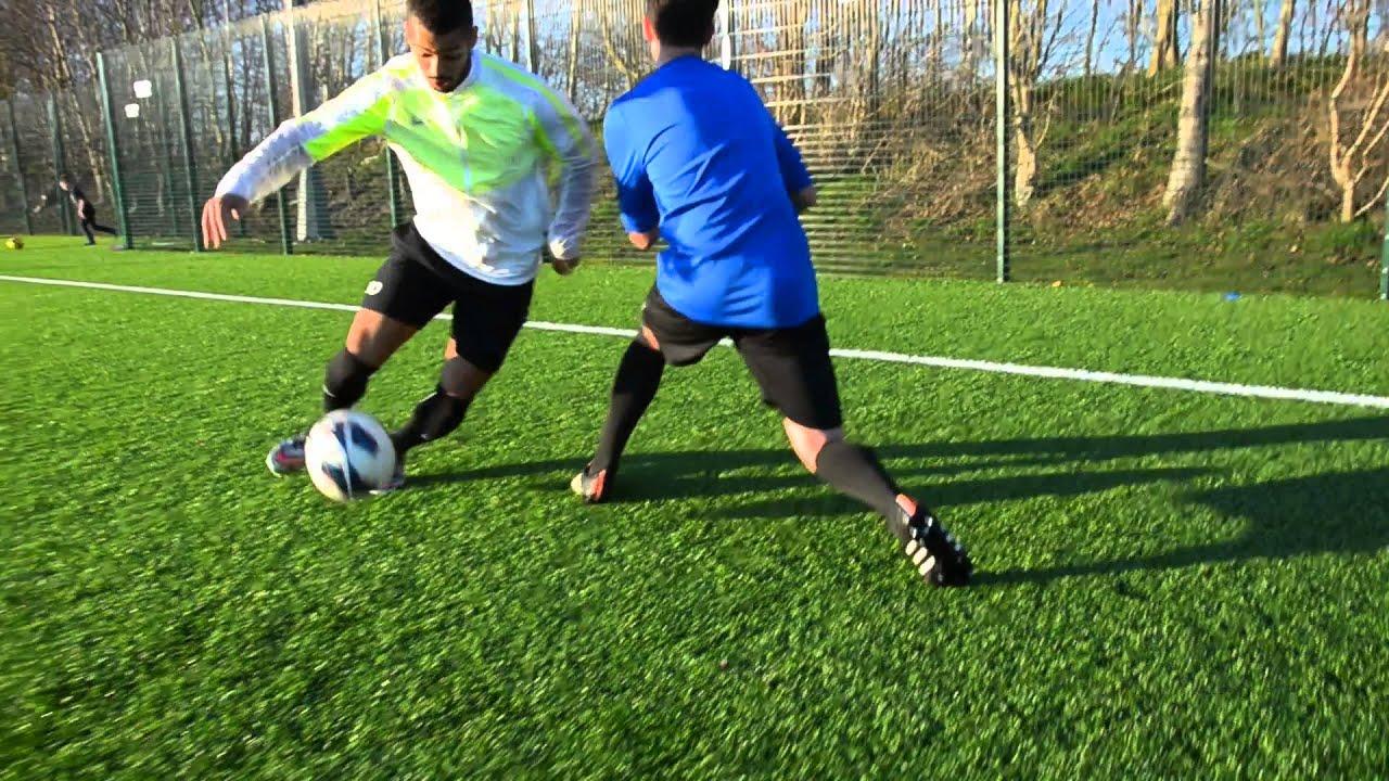 Learn more skills in soccer