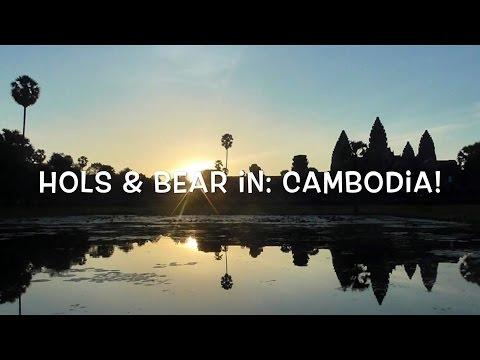 Hols & Bear's Travel Blog: Cambodia!