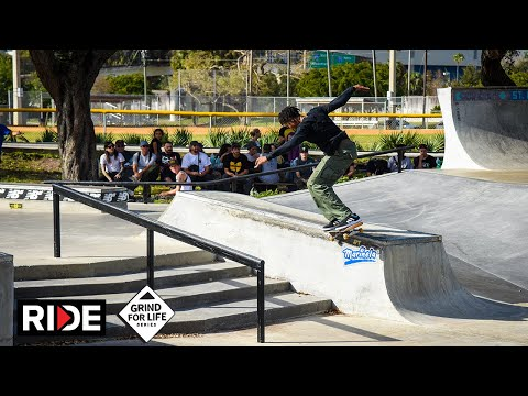 Grind for Life Series at St Petersburg, FL Presented by Marinela