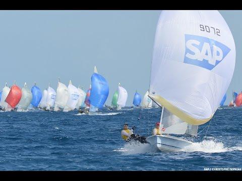 SAP 5O5 World Championship 2014 - Day 5 Live Replay