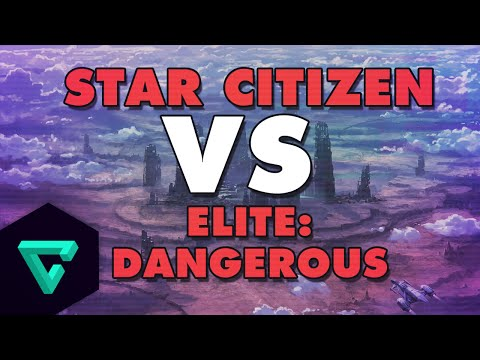 Star Citizen vs Elite: Dangerous - Complete Breakdown